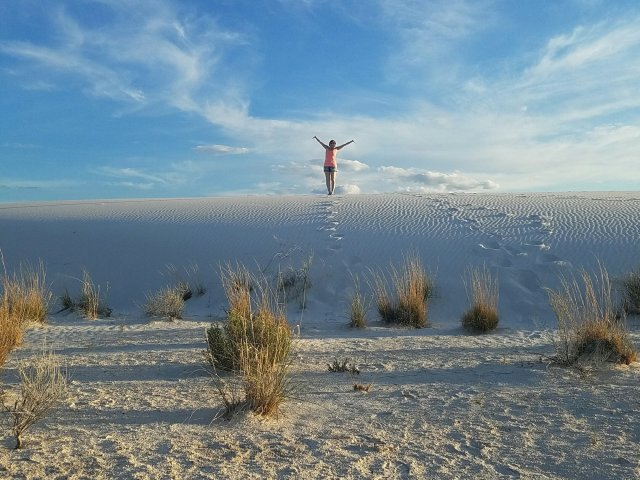 White Sands National Monument | Roadtripping through New Mexico