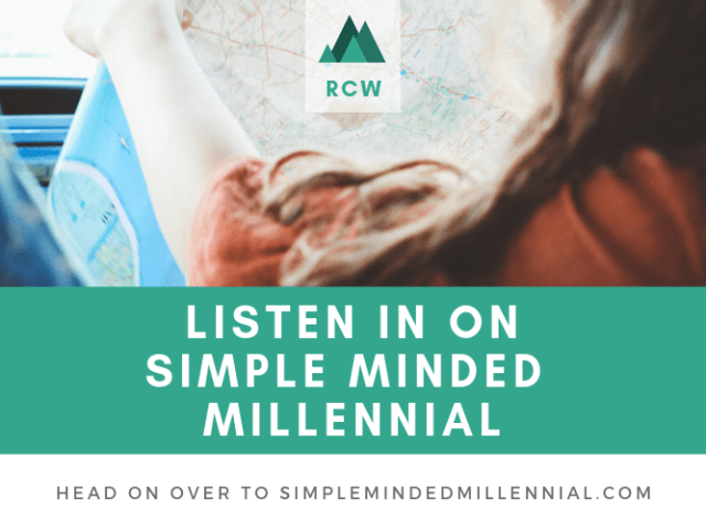 Listen to my Guest Feature on Simple Minded Millennial