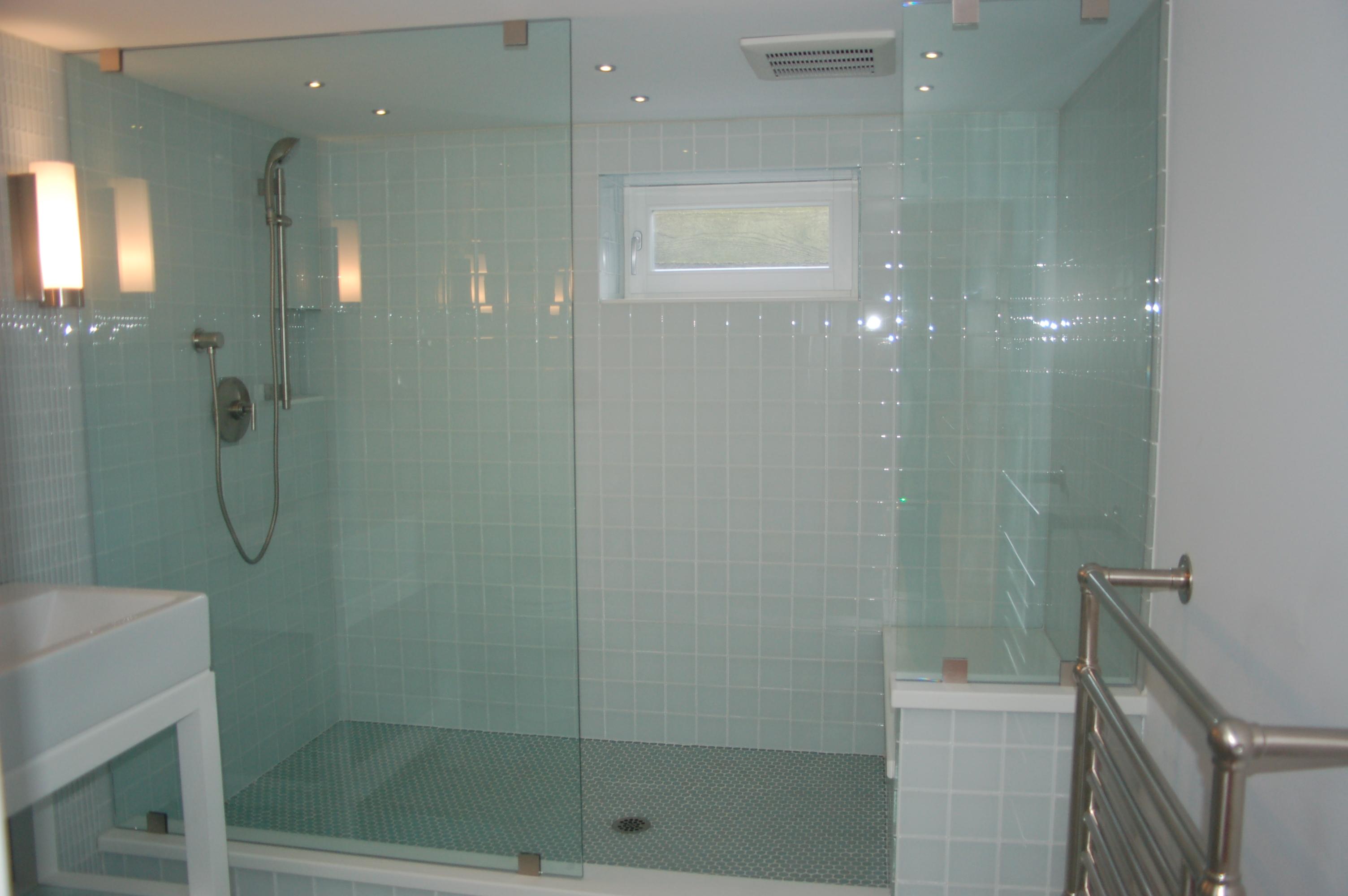Amazing Glass Bath Rose Construction Inc