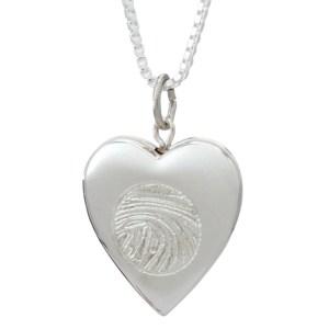 Legacy Expressions Heart Locket Urn