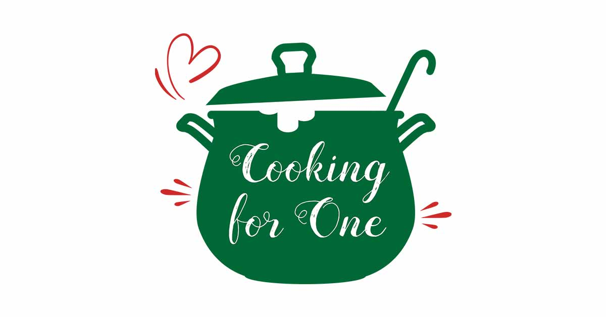 Cooking for One logo