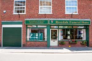 Funeral directors in Wymondham