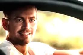 Paul Walker Fast and Furious 7 2015