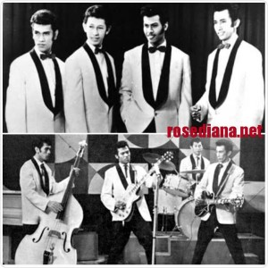 Poto The Tielman Brothers, Legenda Musik Rock 'n Roll