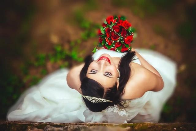 Top 10 des erreurs de maquillage de mariage