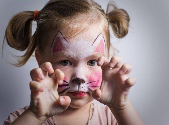 Comment choisir le maquillage pour les enfants