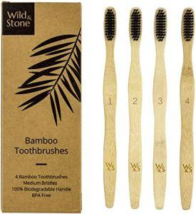 Meilleure brosse à dent en bambou à acheter en 2021