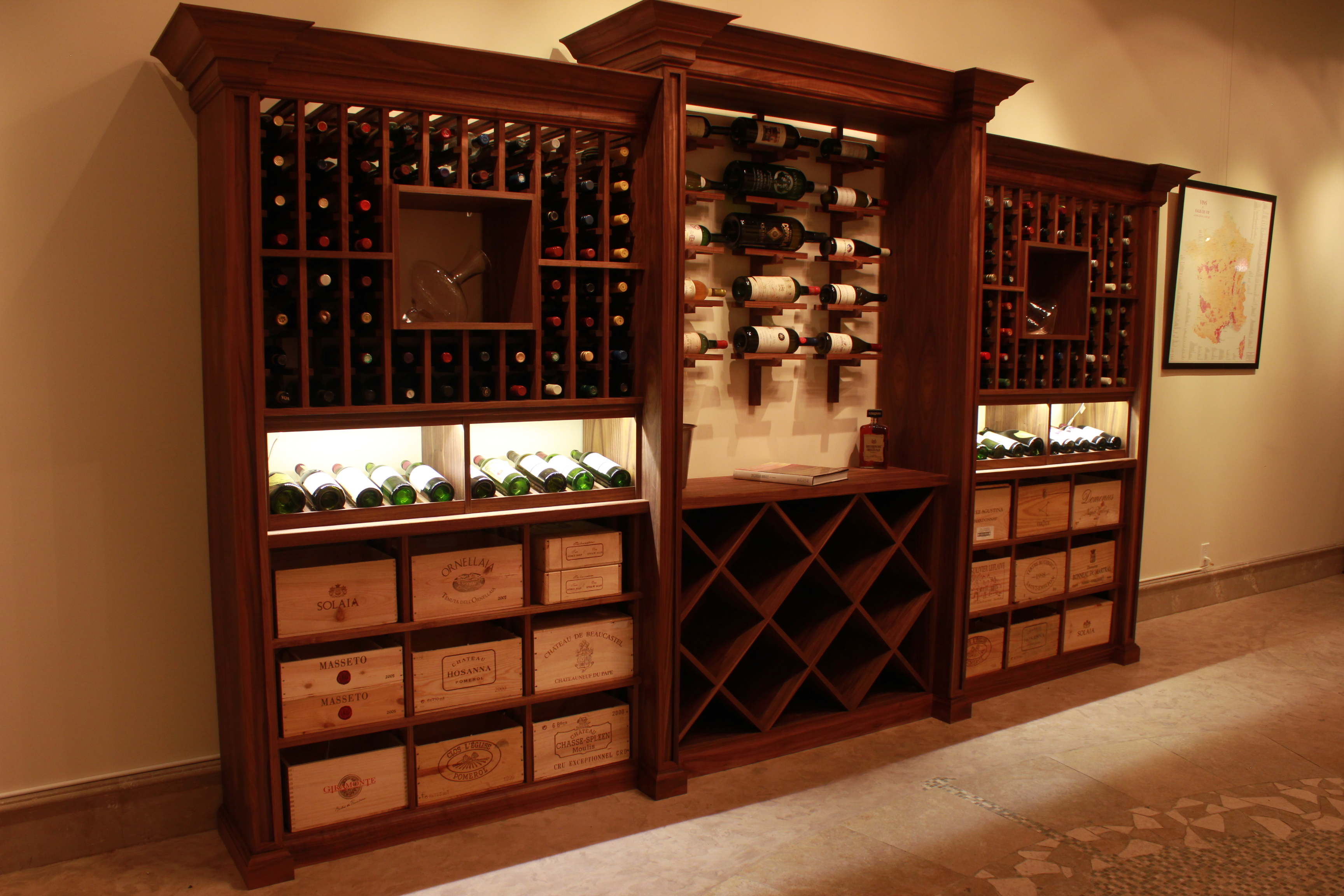 4 essential points about wine racking