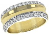 Allison Kaufman Diamond Ring