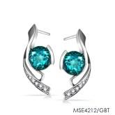 Frank Reubel Earrings