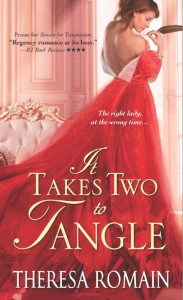 It Takes Two to Tangle book cover