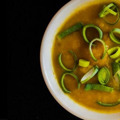 Cozy Autumn Squash Soup
