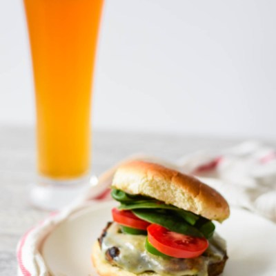 Tasty Tuesday + Veggie and Vegan Burgers