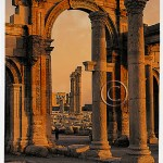 Palmyra ruins before the terrorists
