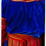 h'mong costume of Northern Viet Nam