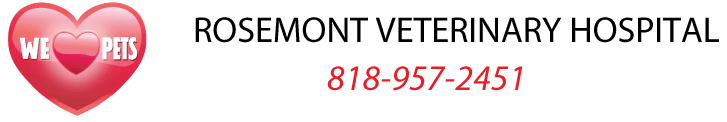 rosemont veterinary hospital 818 957 2451