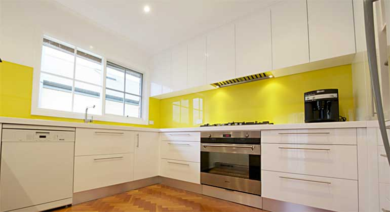 Yellow And Grey Kitchen Ideas