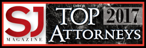 SJ Magazine Top Attorneys 2017
