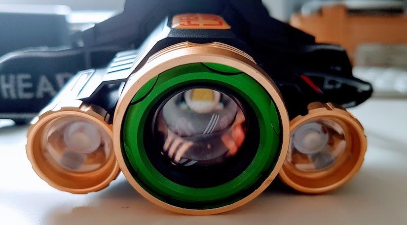 LED-Stirnlampe