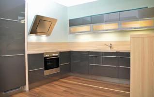 Impressionen aus dem neuen Küchenstudio des OBI Baumarktes ...