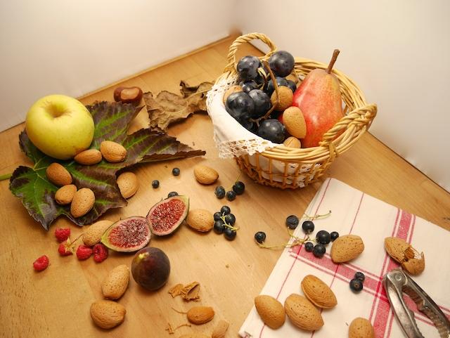 fruits de haut
