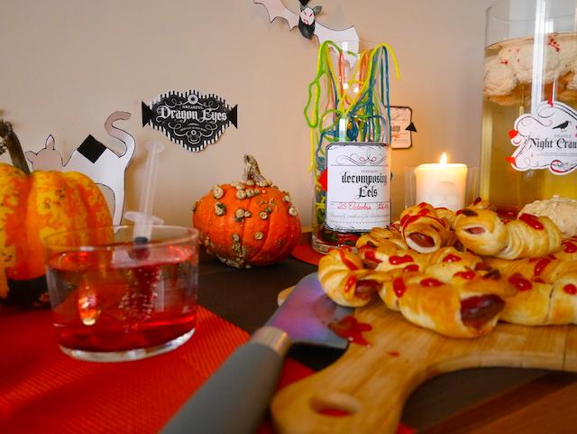 Recettes d'Halloween #battlefood 25