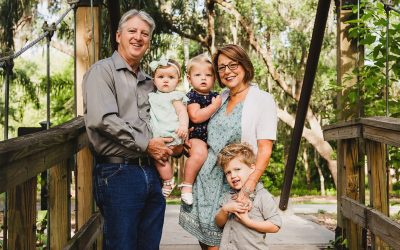 Orlando | Secret Garden | Family Session