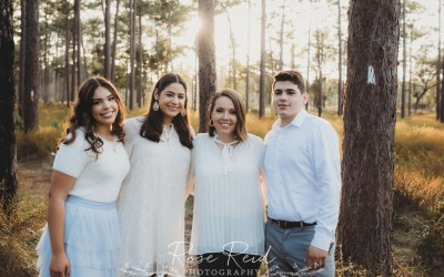 Sunset Family Session | Apopka Family Photographer