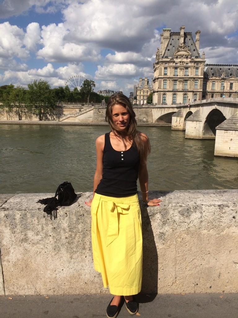 été_Paris_Zara_jaune_noire