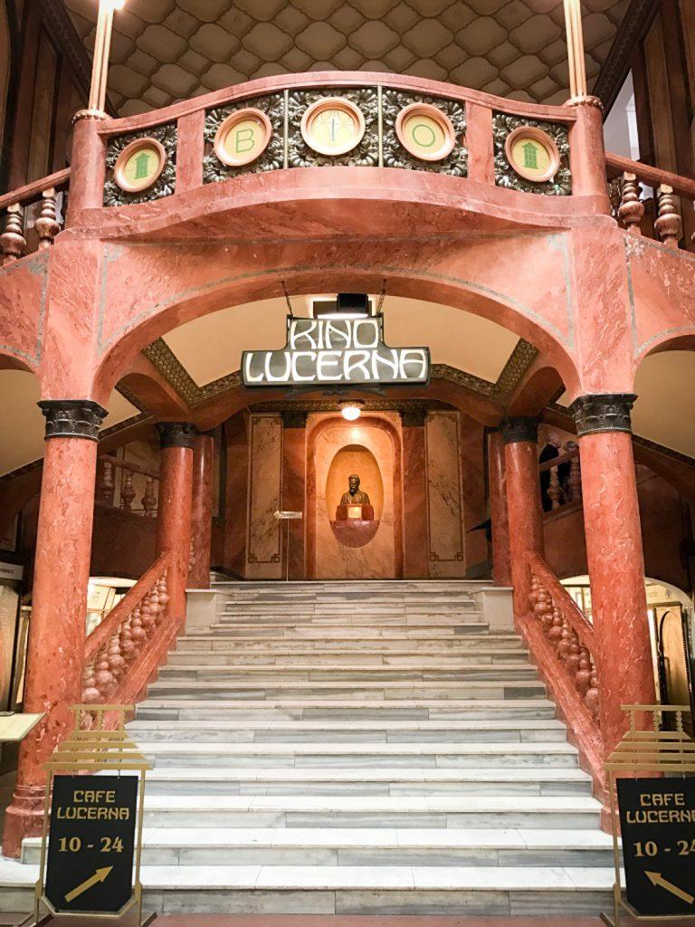 Gallery_Lucerna_Prague