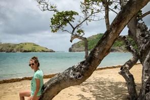Une journée aux îles des Saintes, Guadeloupe