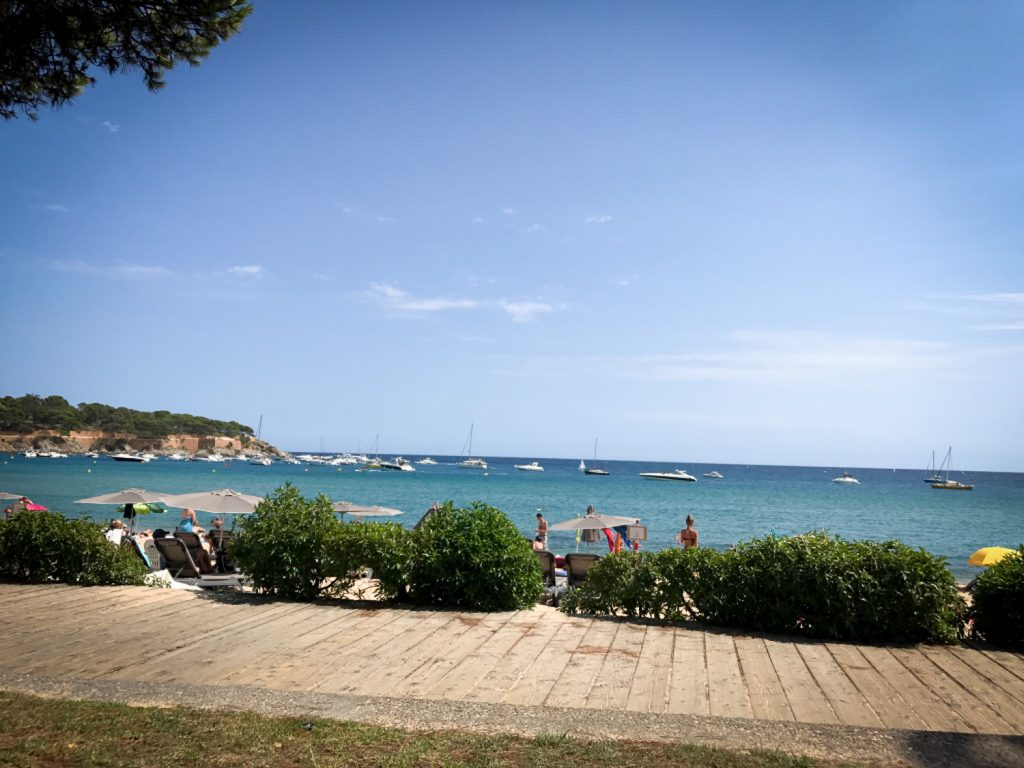 plage_restaurants_Sant_Pol_Espagne