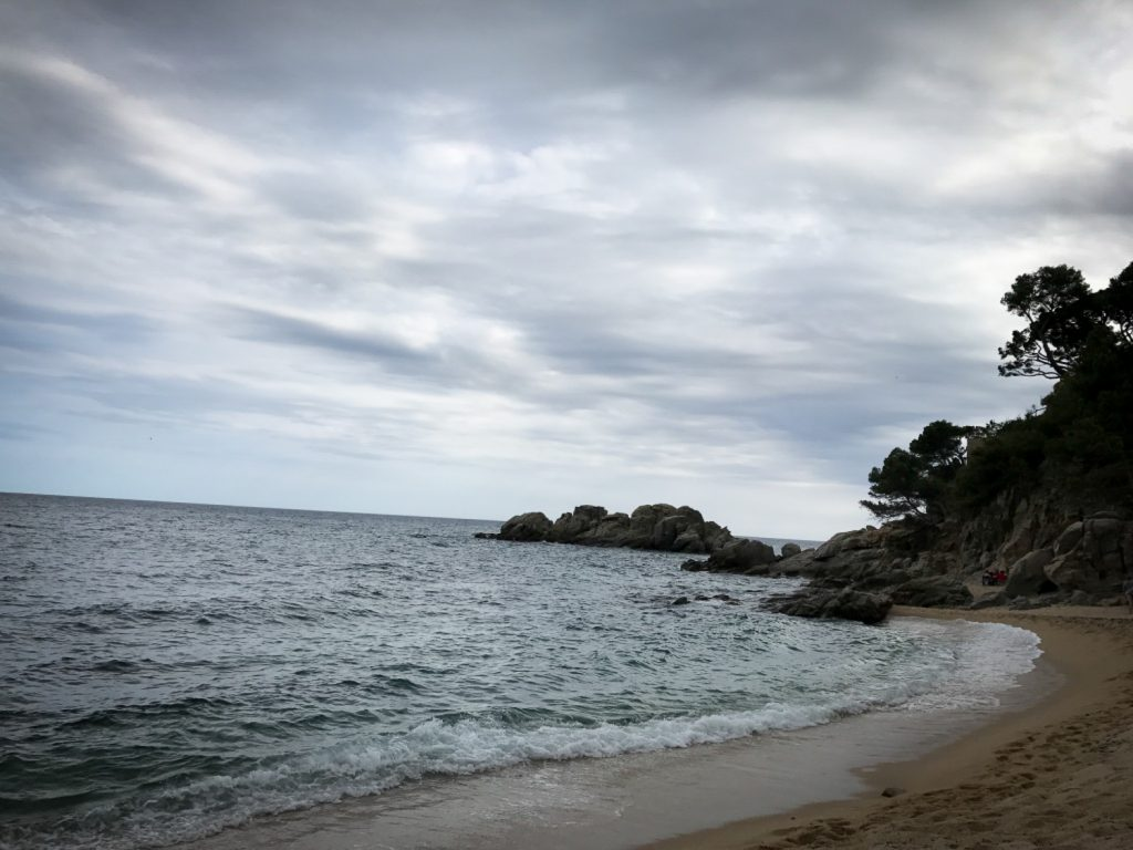 plage_Costa_Brava_sable