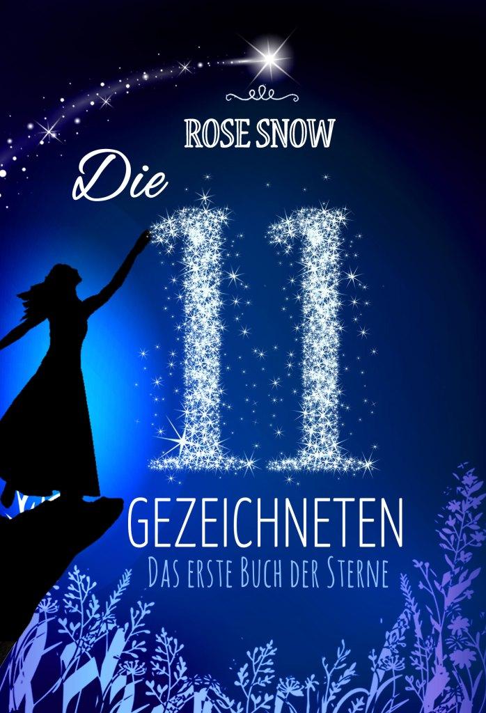 """""""Die 11 Gezeichneten – Das erste Buch der Sterne"""" von Rose Snow"""