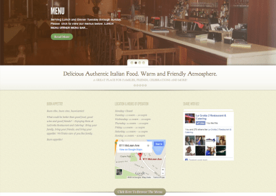 LaGrotta Restaurant & Catering