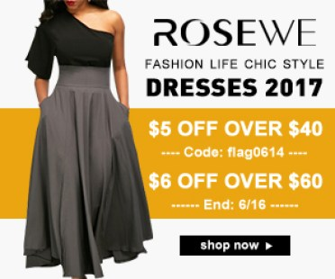 $6 Off Over $60 for dresses 2017