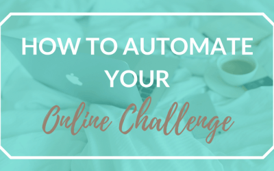 How to automate your online challenge