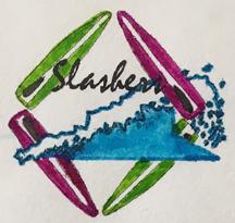 Rosie Crafts Slashers Logo
