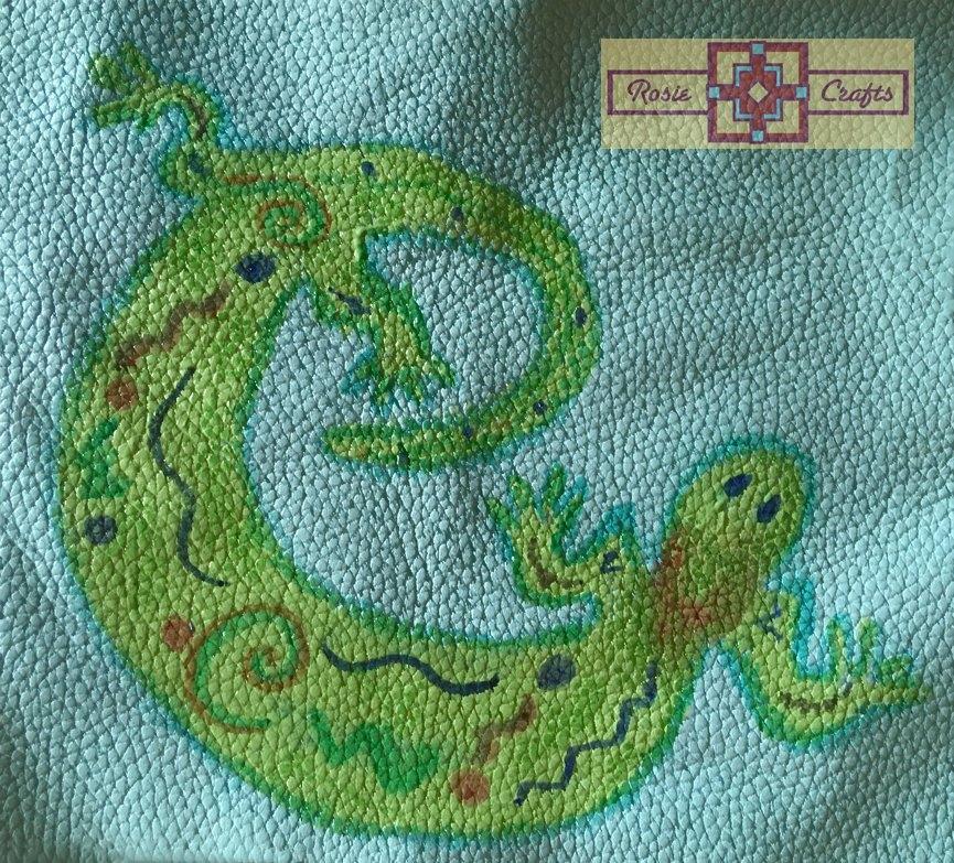 Artisan Tribes Tribal Lizard
