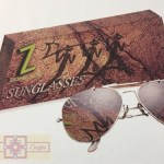 Rosie Crafts Zoneage Caveart Sunglass Package Design