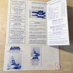 Rosie Crafts Illusions Fishing Brochure & Stationary