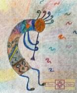 Artisan Tribes Kokopelli