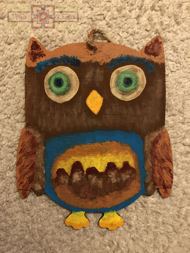 Artisan Tribes Spirit Mountain Owl