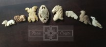 Artisan Tribes Wooden Carved Animals
