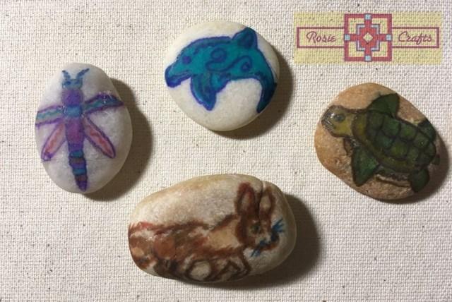 Artisan Tribes Spirit Animal Rocks