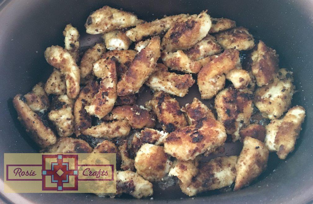 Rosie Crafts Fried Chicken