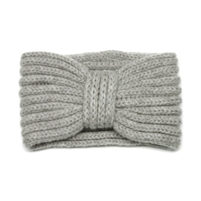 Luxury Scottish cashmere ear warmer | Cygnet