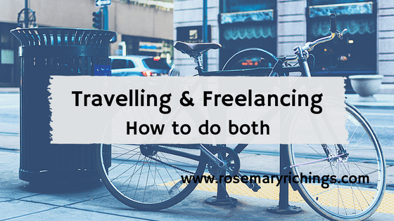 How to freelance & travel