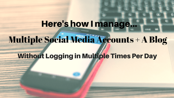 Social Media Secrets: Here's How I post multiple times per day
