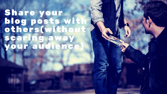 The best places to share blog posts if you want awesome results